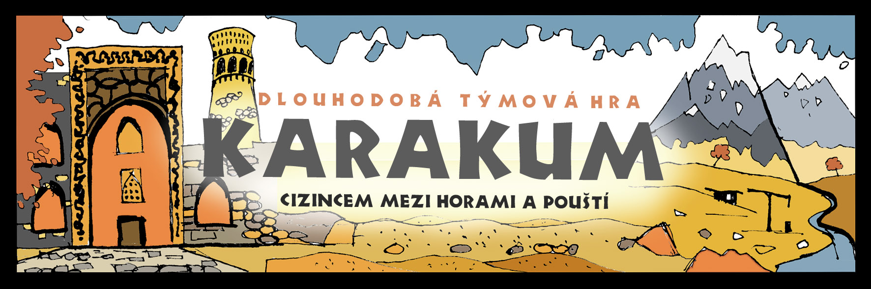 Dlouhodobá hra Karakum